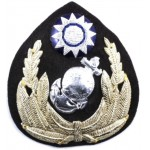 China-Taiwan Marines Bi Metal Cap Badge